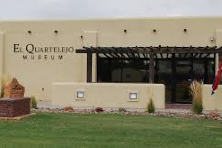 El Quartelejo Museum | 902 W 5th St, Scott City, KS, 67871 | +1 (620) 872-5912